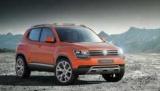 В модельной линейке Volkswagen появится компактный кроссовер T-Track