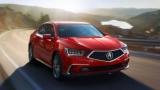 Acura изменила внешность флагманского седана RLX