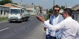 Омелян проверил ремонт дорог Днепропетровской области