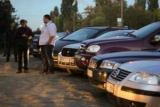 ГФС обещает наказывать водителей нерастаможенных автомобилей