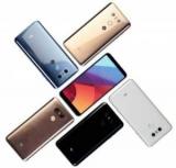 LG G6+ и G6 на 32 ГБ представлены в Корее в новых цветах