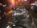 В Одессе внедорожник столкнулся с автобусом