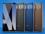 За день до релиза в сеть слили пакет фотографий Huawei Mate 10 и Матовая 10 Pro
