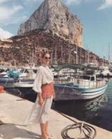 Катя Осадчая и Юрий Горбунов отправились на отдых в Испанию