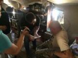 В Луганской области за 60 тысяч взятки задержали военного