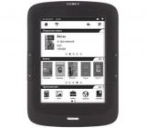 Электронная книга TeXet TB-166 с 6-дюймовым сенсорным E-Ink Pearl дисплеем