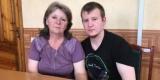 Заключенный военный Агеев встретился с матерью