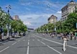В Киеве перекроют Крещатик