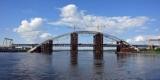 Стало известно, как продвигается строительство Подольского моста в Киеве