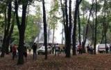 В ресторане Киева начался масштабный пожар