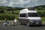 Фургон Volkswagen Crafter превратился в «дом на колесах»