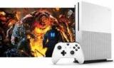 Xbox One S: первые изображения обновленной консоли