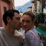 Максим Чмерковский с женой улетели на медовый месяц в Италию