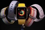 Привет Украина Apple: реклама новых Apple Watch снялся в железнодорожный вокзал Киева