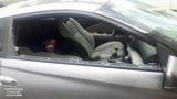 В Полтаве женщина в жару закрыла ребенка в машине и ушла по делам