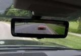 Nissan показал «умное» салонное зеркало