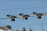 Под Киевом устанавливают камеры контроля скоростного режима