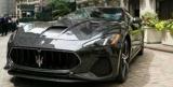 В Нью-Йорке представили Maserati GranTurismo после апгрейда