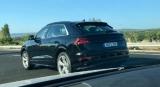 Прототип нового кроссовера Audi Q8 замечен без камуфляжа
