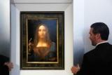 Называется имя человека, покупающего картину Леонардо да Винчи за 450 миллионов долларов