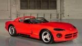 Выпуск Dodge Viper завершили досрочно