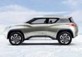 Nissan «готовит» электрический кроссовер Terra